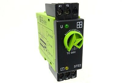 Tele STE2 Zeitrelais 1min 230VAC STE 2