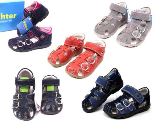 Juge des enfants Sandales Taille 20-26 Sandales Chaussures WMS moyen Cuir