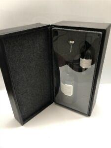 Vintage-Grey-Flannel-by-Geoffrey-Beene-3pc-Set-EDT-Splash-in-Genuine-Leather-Box