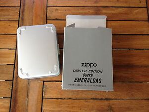 Zippo-Cosmo-Dragoon-Queen-emaraldas-albator-Harlock-Grendize-popy-ceji-vintage