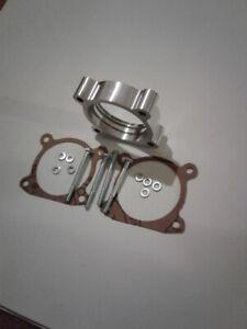 OBX Throttle Body Spacer Fits 04-10 Infiniti QX56 04 Nissan PATHFINDER V8 5.6L