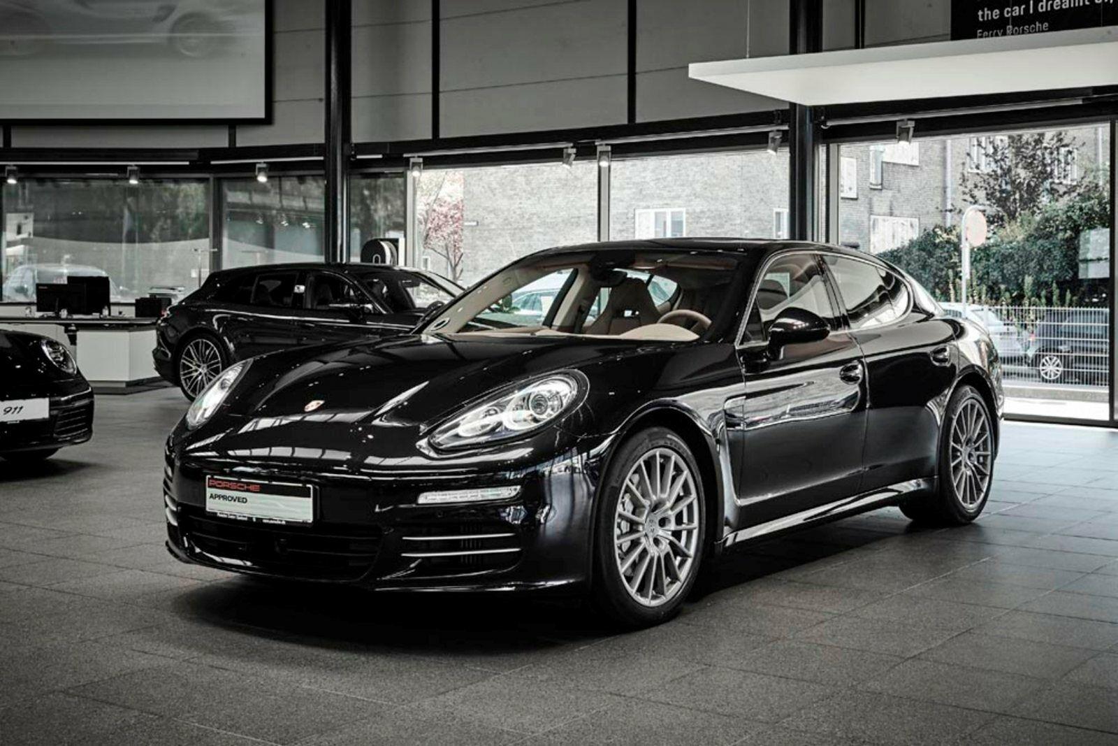 Porsche Panamera 4S 3,0 PDK 5d - 6.396 kr.