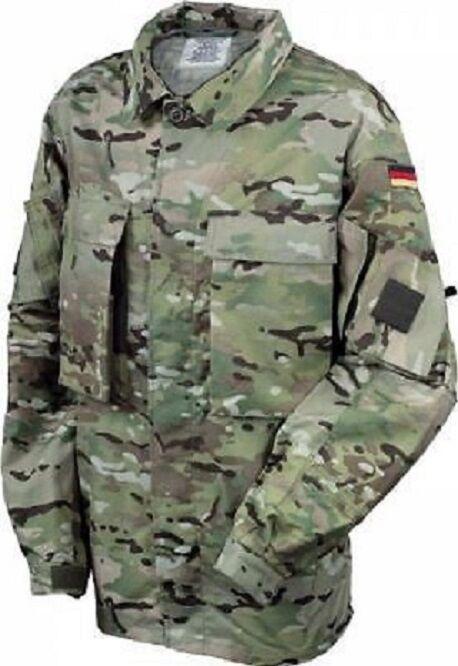 Ejército alemán German Army KSK  multicam lucha chaqueta chaqueta Coat XL Xlarge  oferta especial