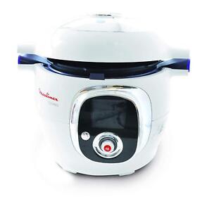 Moulinex-Cookeo-CE704110-Robot-Cuisine-Haute-Pression-100-Recettes-Programadas