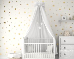 184 Stars Wall Decals Vinyl Sticker Modern Boy or Girls Kids Baby Nursery Decor