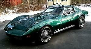 Wanted: Green 1973 corvette once owned by my father