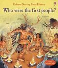 Who Were the First People? von Phil Roxbee Cox und Struan Reid (2015, Gebundene Ausgabe)