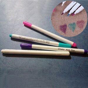 1pc-4pcs-Fabric-Erasable-Cross-Stitch-Marker-Pen-Water-soluble-Needlework-Tool