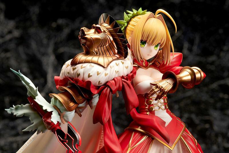 Fate Gre Order Saber Nero Claudius  (Stage 3) 1 7 Stronger Japan nuovo  Garanzia del prezzo al 100%