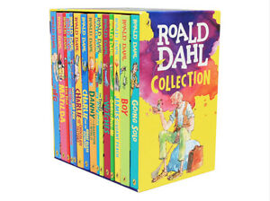 ROALD-DAHL-Collection-Phizz-Whizzing-15-Classic-Books-Box-Set-Childrens-Books