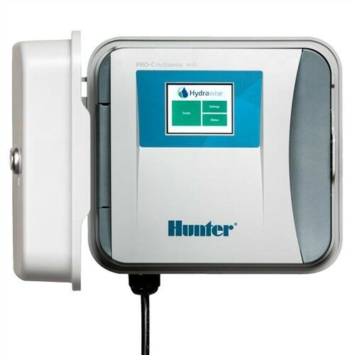 Hunter Hydrawise HPC-400 Wi-Fi Controller Web-Based i-Phone Android App HPC400