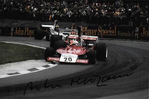 Arturo-Merzario-firmato-F1-ISO-Williams-FW03-British-GP-BRANDS-HATCH-1974
