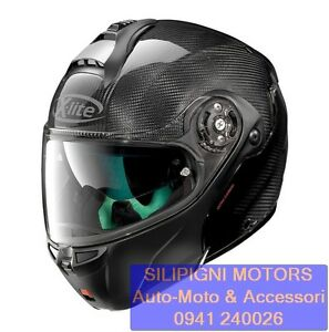 X-LITE-X-1004-ULTRA-CARBON-DYAD-01-FLAT-BLACK-CHIN-GUARD-Casco-Modulare-Fibra