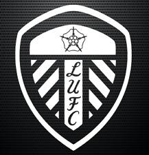 Leeds United Football Club Emblem Crest Logo Vinyl Sticker Mural Decal Transfer For Sale Ebay