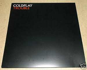 COLDPLAY-Trouble-2000-UK-promo-3-track-vinyl-12-034-UNPLAYED-12RDJ6549
