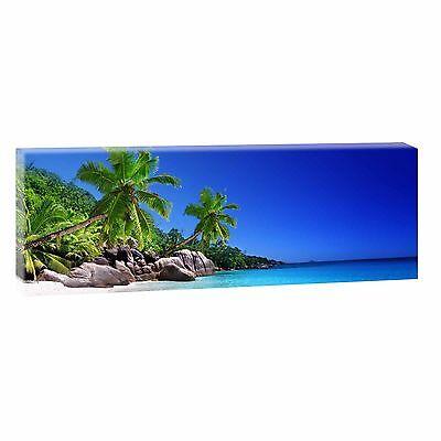 Bild Strand Meer Keilrahmen Leinwand  Poster XXL 40 cm* 80 cm 265 Möwe