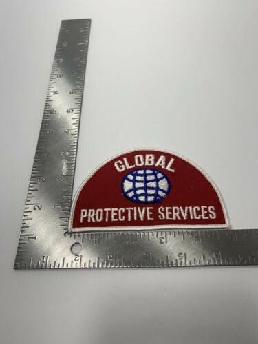 Details about  GLOBAL PROTECTIVE SERVICES PATCH