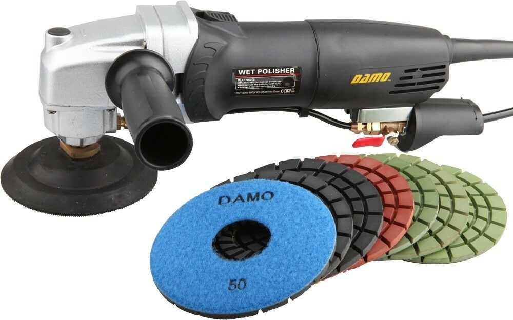 DAMO Stone Polisher/Concrete Polisher 5