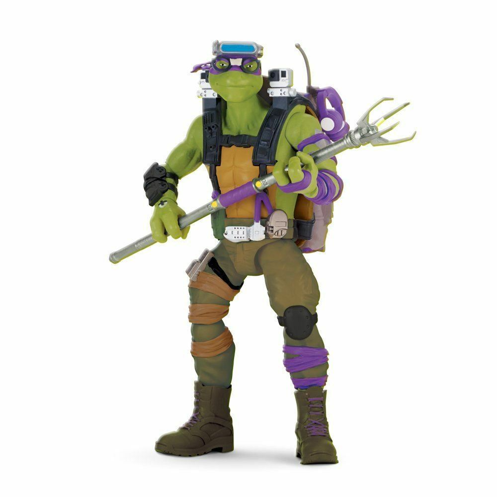 Teenage Mutant Ninja Turtles 8-bit Pop Spielzeug Vinyl Figur Donatello 9 Cm Neu & Ovp