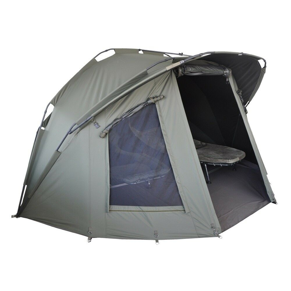 Pro Line Pro Series Bivvy 2 men pl13202 Tent Bivvy Carpa Tenda Tenda Angel