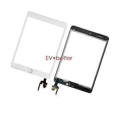 Replacement Glass Touch Screen Digitizer With IC for iPad Mini 3RD A1599 A1600
