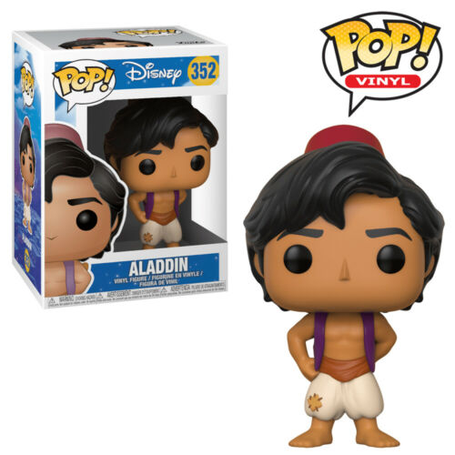 Aladdin Funko Pop Vinyl Figure Official Disney Toy Collectables