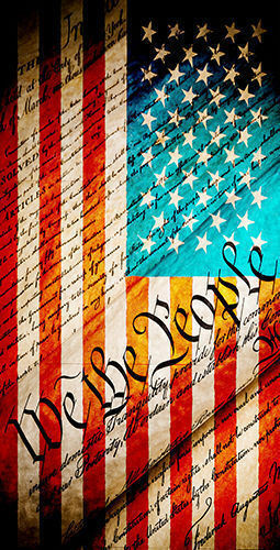 US Constitution Ogreenop American Flag Themed Cornhole Board  Prints   Wraps  best sale