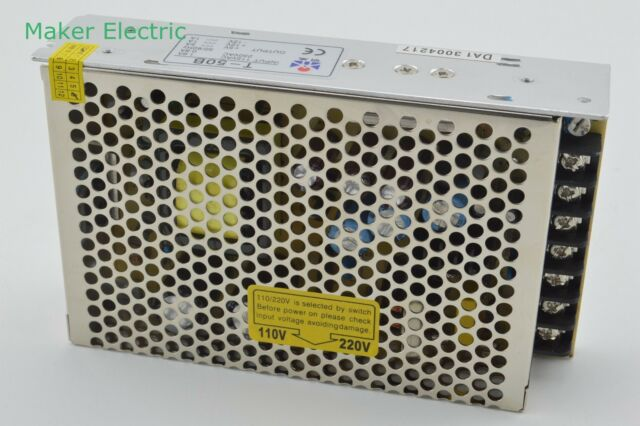 50W Triple output T-50D 5V 12V 24V Switching power supply AC to DC China MFRS