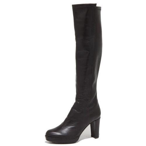Weitzman Marrone Shoes Stuart Donna Woman 7217n Boots Stivale w6BxtqTnZS
