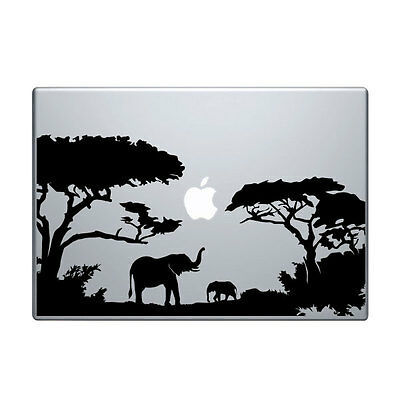 Savanna Decal for Macbook Pro Sticker Vinyl laptop Africa air 11 13 15 safari