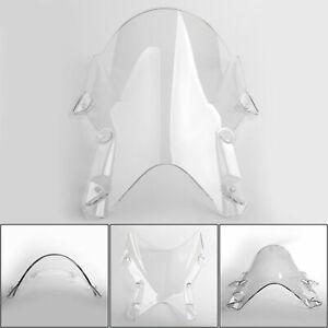Windscreen-Double-Curve-KTM-RC8-1190-2008-lt-2015-Transparent-Windscreen