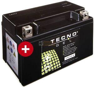 Batterie-YTZ10S-GEL-Tecno-Motorrad-Power-Akku-wartungsfrei-guenstig-langlebig