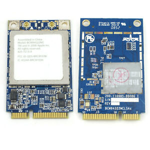 Genuine-Airport-Extreme-BCM94322MC-WiFi-Card-For-Mac-Pro-Apple-MB988Z-A