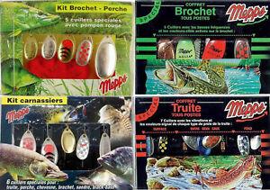 Mepps Perch Spinner Kit