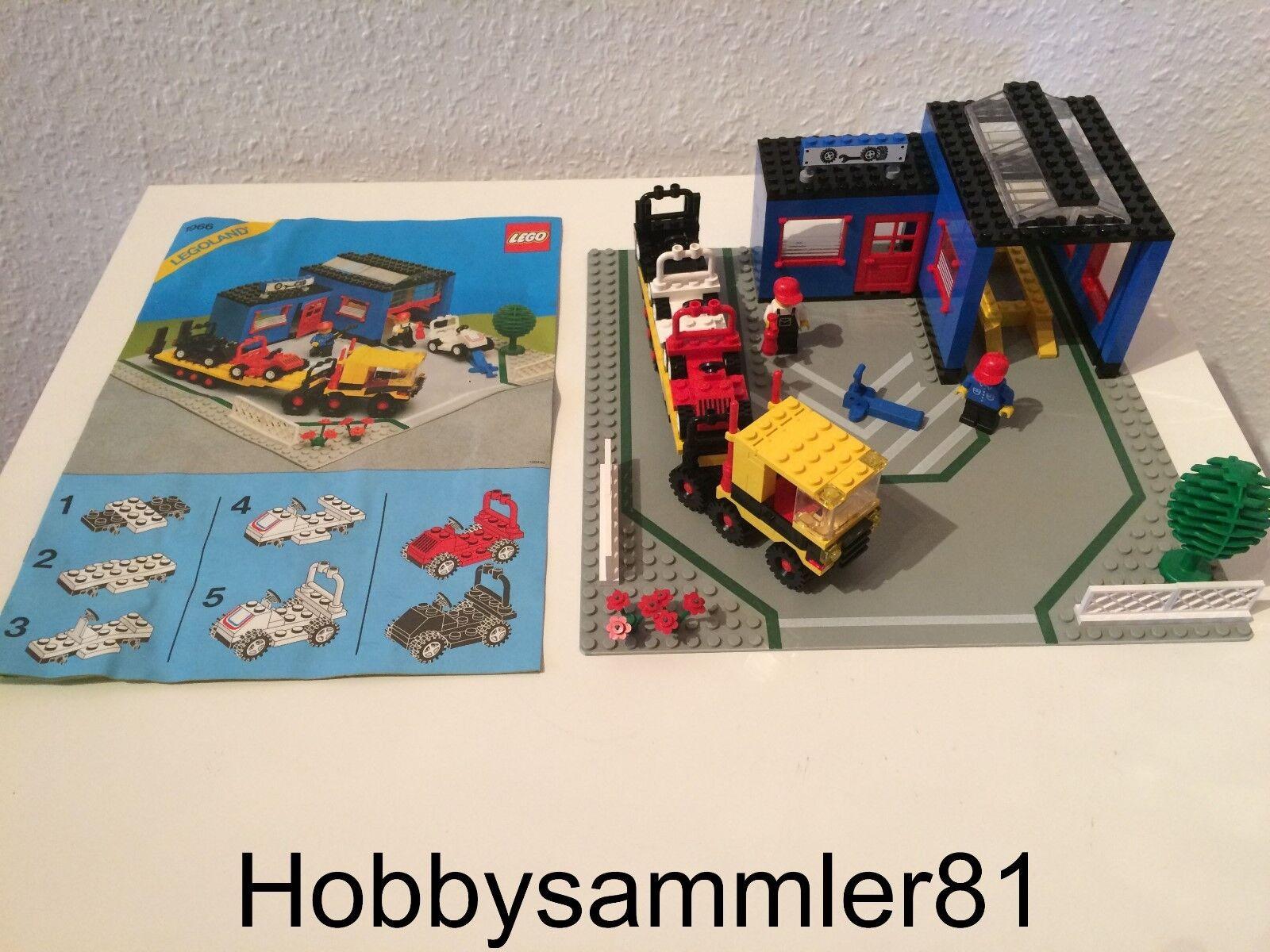Lego® 1966 Legoland Car Repair Shop