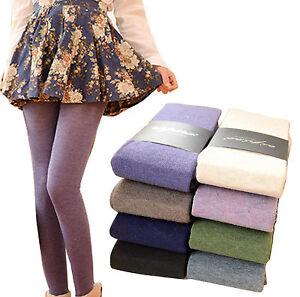 Women-Winter-Spring-Cashmere-Stockings-Warm-Wool-Tights-Pantyhose-Seamless-Socks