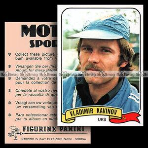 pnms79-189-Pilote-VLADIMIR-KAVINOV-Moto-Cross-Panini-Moto-Sport-79