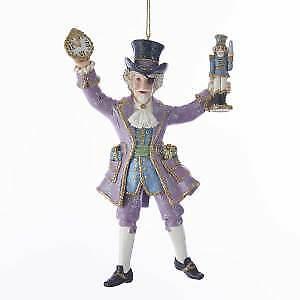 Nutcracker Suite Drosselmeyer Ornament w