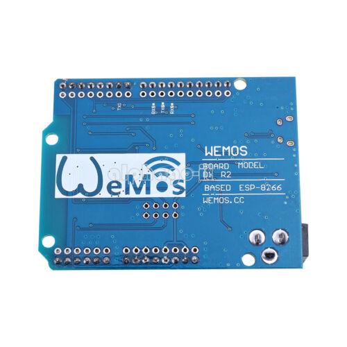 WeMos D1 Nodemcu CH340 ESP-12E 12F ESP-12S WiFi Development Board Shield Adapter