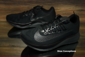 Nike Zoom Fly Black Anthracite 880848-003 Running Shoes Men's - Multi Size