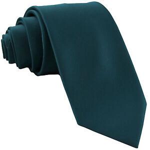 """Neu Polyester Herren 2.5 """" Skinny Krawatte Nur Solid Formell Hochzeit Saphirblau Stabile Konstruktion Herren-accessoires Krawatten & Fliegen"""