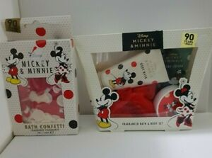 Bath-Confetti-Body-Set-Disney-Mickey-Mouse-Fragnanced-Body-Wash-Lotion-Fizzer