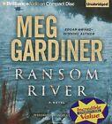 Ransom River by Meg Gardiner (CD-Audio, 2013)