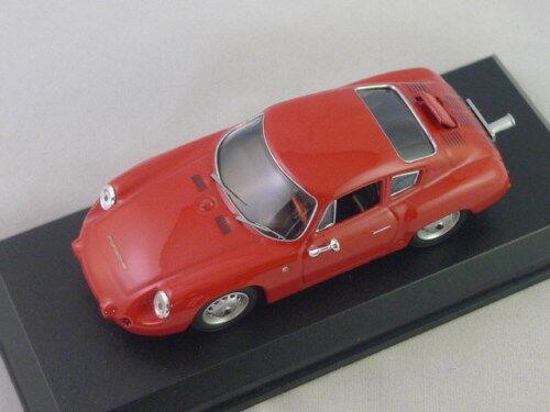 Best models-porsche abarth 1960 red - 1 43