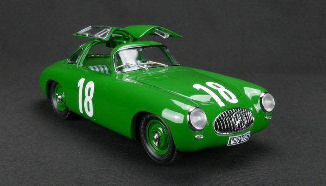 CMC M -158 Mercedes 300 SL, 1952 Berne GP, Kling, grön NY