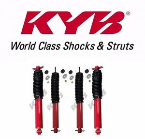 Details about KYB 4 Monomax Shocks for Chevy Express & Savana 1500 2500 VAN  96-02