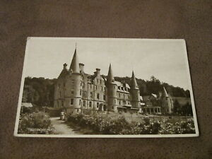 Early-postcard-Tigh-Mor-Trossachs-Hotel-Stirlingshire-Scotland