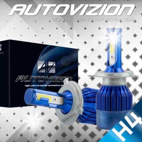 AUTOVIZION LED Headlight Conversion kit H4 9003 6000K 2000-2002 Honda Passport