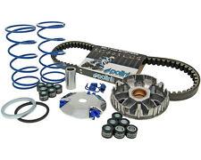 Yamaha Jog R CS50R AC 50cc Polini HS Variator Kit Rollers Drive Belt