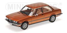 MINICHAMPS 107024300 Maßstab 1:18, BMW 323I (E21) - 1978 - BROWN #NEU in OVP#